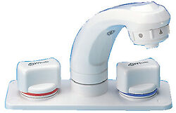 Whale Water Systems Whale Elegance Combination Pull Out Mixer Faucet/shower