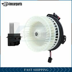 A/c Heater Blower Motor Resistor Kit For 2001 2002-2007 Chrysler Town And Country