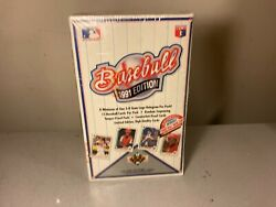 Factory Sealed 1991 Upper Deck Low Series Baseball Pack Box Find The Nolan