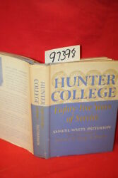 Patterson, Samuel White Hunter College Eighty-five Y...