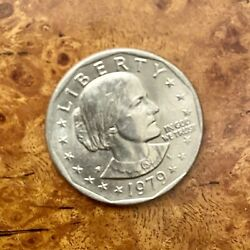 Vintage Liberty Susan B Anthony 1979 One Dollar U.s. Collectible Coin
