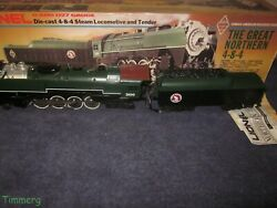 Lionel 6-3100 The Great Northern Die-cast 4-8-4 Steam Locomotive And Tender Ln/ob