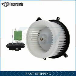 A/c Heater Blower Motor Resistor For Chrysler Town And Country Dodge Grand Caravan