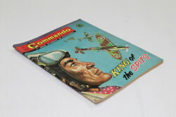 King Of The Spits Commando No. 238 By Anon Paperback 1966-01-01 Good