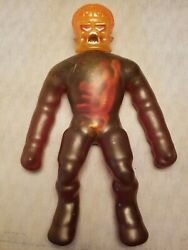 1979 Stretch X-ray In Styrofoam Packaging Original Syrup Kenner Armstrong