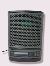 Fresh Air Ecoquest Air Purifier Ionizer Sanitizer Ozone Tested Broke Lcd Panel