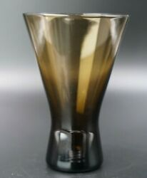 Old Chinese Yellow Gold Glass Snuff Bottle