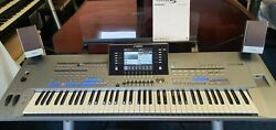 Yamaha Tryos 5 Complete With L7 Stand Speakers Subwoofer Manual And Stool