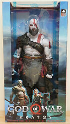 Neca God Of War Kratos Ultimate Collections 1/4 Scale 18 Damage