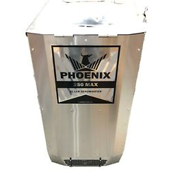 Phoenix 250 Max Lgr Dehumidifier By Therma-stor Brand New Light Freight Damage