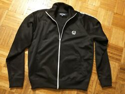 Fred Perry logo zip jacket $74.00
