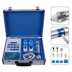 Electric Shockwave Therapy Machine Dysfunction Pain Relief Massage Massager Home