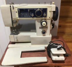 Dressmaker S-9000 Sewing Machine With Foot Pedal