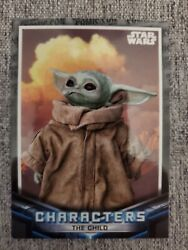 Ny Comic Con Nycc 2021 Topps Star Wars Characters The Child D. Leiner Exclusive
