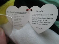 Waddle Beanie Baby Indonesia