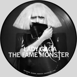 Lady Gaga The Fame Monster New Vinyl Picture Disc Lp