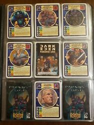 Doomtrooper Paradise Lost Full Collection French All Cards On Mint Condition.