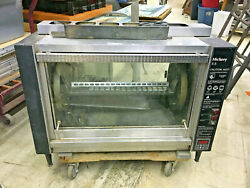 Commercial Kitchen Equipment Gas Hickory 5.5 Rotisserie Oven
