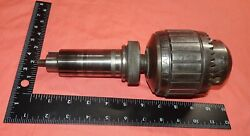 Jacobs 20n Super Ball Bearing Drill Chuck 3/8 = ⅜ To 1 = Made In Usa