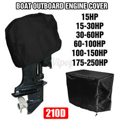 210d 15hp Universal Trailerable Outboard Boat Motor Engine Oxford Cove
