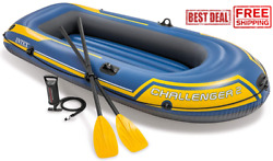 Challenger Inflatable Boat Series Cotton-poly-rib-knit