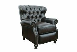 Presidential Recliner In Stetson Coffee