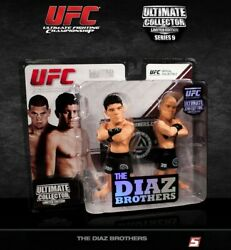 Ufc Round 5 Ultimate Collector Series Diaz Brothers Limited Edition