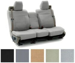 Coverking Pollycotton Tailored Custom Seat Covers For Acura Tsx