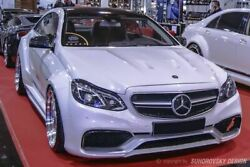 Mercedes W207 Conversion W213 Black Series Body Kits Kits Complets Carrosserie
