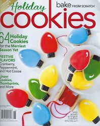 Bake From Scratch Holiday Cookies 2021 64 Holiday Cookies