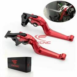 For Triumph Speed Triple 1050/s 2016 2017-2020 Cnc 3d Camber Brake Clutch Levers