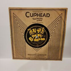 Cuphead Donand039t Deal With The Devil Vinyl Original Soundtrack Xbox One Record
