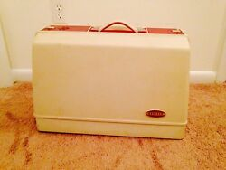 Vintage Brother Fairline B256 Sewing Machine W/ Deluxe Case Very Little Use