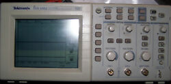 Working Tektronix Tds1002 2ch 60mhz 1gs/s Digital Oscilloscope, With Probes