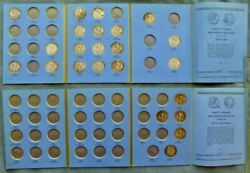 Liberty Walking Standing Half Dollar Partial 23 Coin Set Whitman 1 And 2, 1934-47