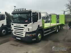 To Fit Pre 09 Scania Pgr Series Daylow Truck Roof Bar + Spot + Airhorn + Beacon