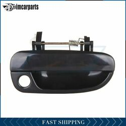 For 04-06 Verna 00-05 Accent Exterior Door Handle Front Right Side Black Outer