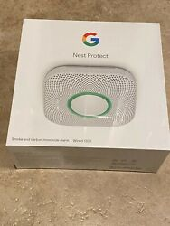 Google Nest Protect Smoke And Carbon Monoxide Alarm 2nd Gen. Wired S3003lwes