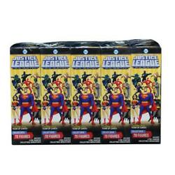 Dc Heroclix Justice League Unlimited Booster Pack Brick - 10 Packs Sw
