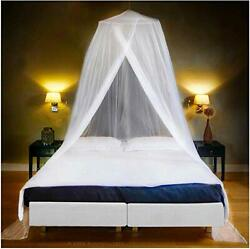 Luxury Mosquito Net Bed Canopy, Ultra Large For Single To King Size, Quick Easy