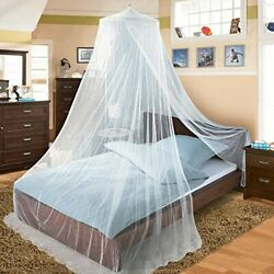 Twinkle Star Bed Canopy For Single To King Size Beds White