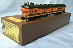 Wandr Gn Brill Gas-electric Version 1 Painted Great Northern Locomotive