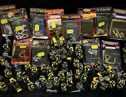 1990's Citadel Miniatures Pewter And Plastic Sealed And Loose Figures Dandd Huge Lot