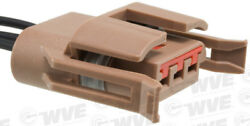 Parking Light Connector Front Wve By Ntk 1p1297
