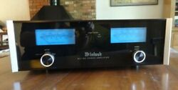 Mcintosh Mc162 Power Amplifier - Seldom Used And In Perfect Condition