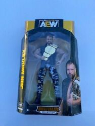AEW Unrivaled Series 5 John Moxley #37 Action Figure New