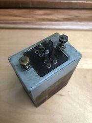 Western Electric D-163145 Output Transformer Tune Amplifier