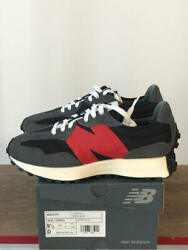 New Balance Shoes Style Ms327ff Color Magnet/ Team Red