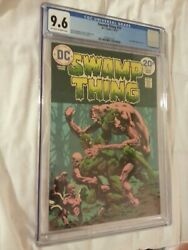 Swamp Thing 70and039s Cgc Graded Set 27824 9.2 49121416 9.4 10112223 9.6