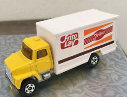 Vintage ⭐️1980and039s Tomy Pocket Cars Tomica F62 Ford Truck Frito Lay Fritos Mint